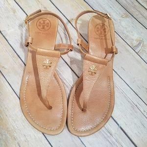 Tory Burch  Britton wedge thong sandal